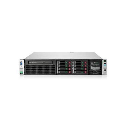 Servidor HP Proliant DL385p Gen8, Twelve-Core AMD Opteron 6344 2.6GHz , 8GB PC3-10600, 300GB SAS 10K Hot-Plug SFF