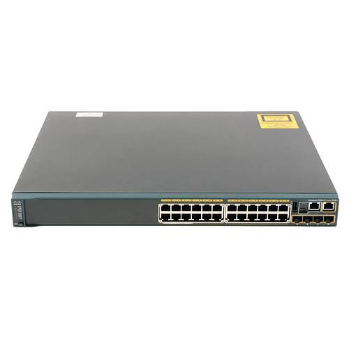 Switch Cisco Catalyst 2960X WS-C2960X-24PS-BR