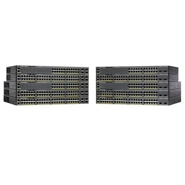 Switch Cisco Catalyst 2960X WS-C2960X-24PD-L