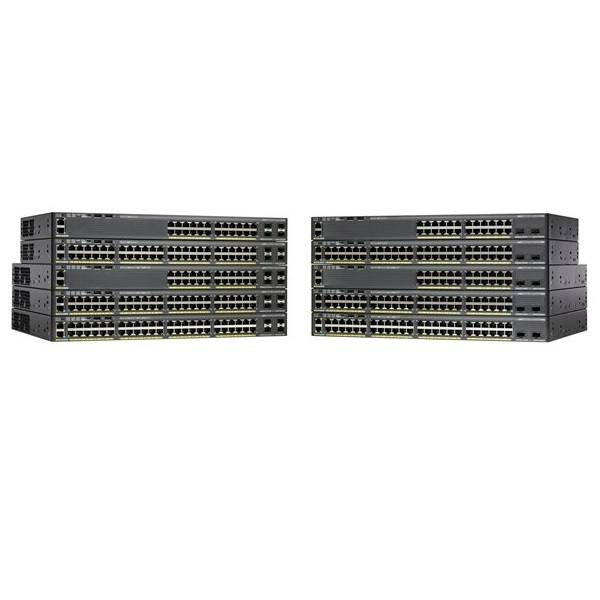 Switch Cisco Catalyst 2960X POE WS-C2960X-24PSQ-L