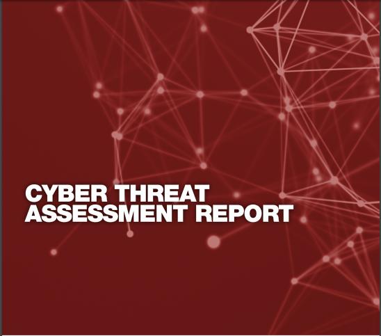 Capa Relatório de Ameaças Cibernéticas