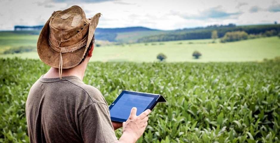 A IMPORTANCIA DA TECNOLOGIA NO SETOR AGRICOLA E NO AGRONEGOCIO