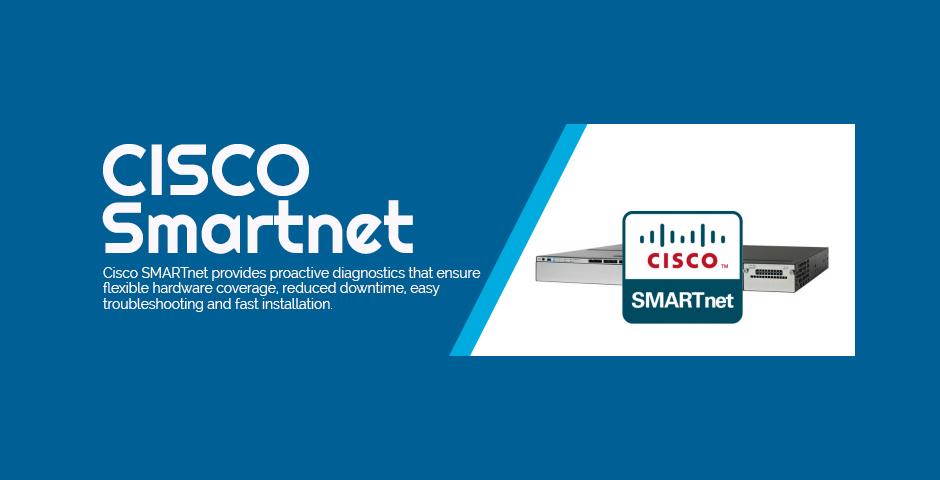 O que é o Cisco Smartnet? Preciso de um?