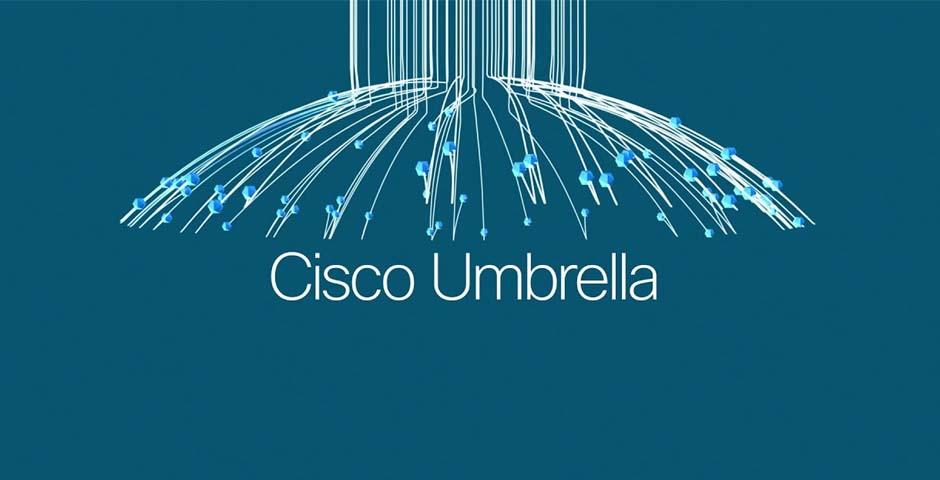 Já conhece o Cisco Umbrella?