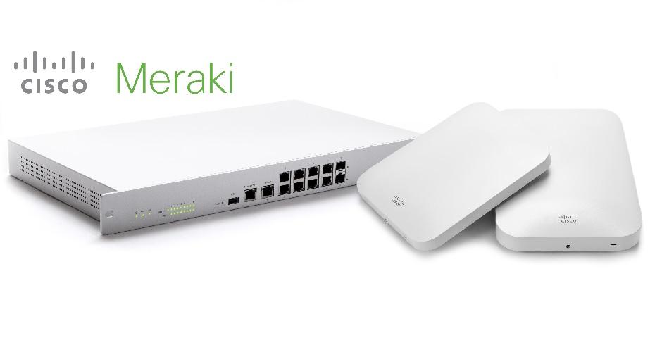 Meraki: O que é a Cisco Meraki e que soluções de Cloud a Cisco Meraki Oferece