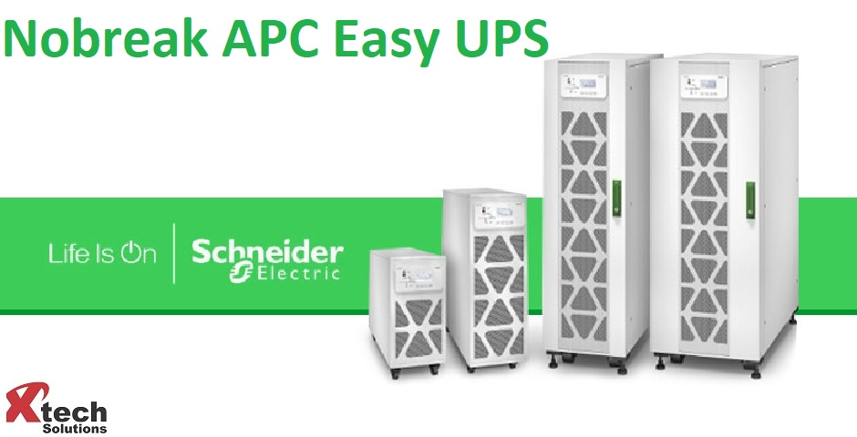 Nobreak APC Easy UPS 3S Trifásico