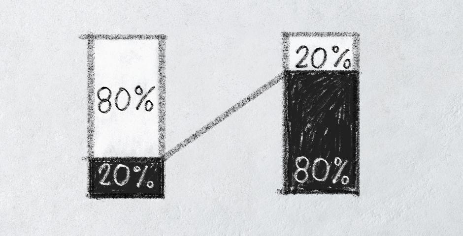 Princípio de Pareto na gestão de TI: como pode ser aplicado?