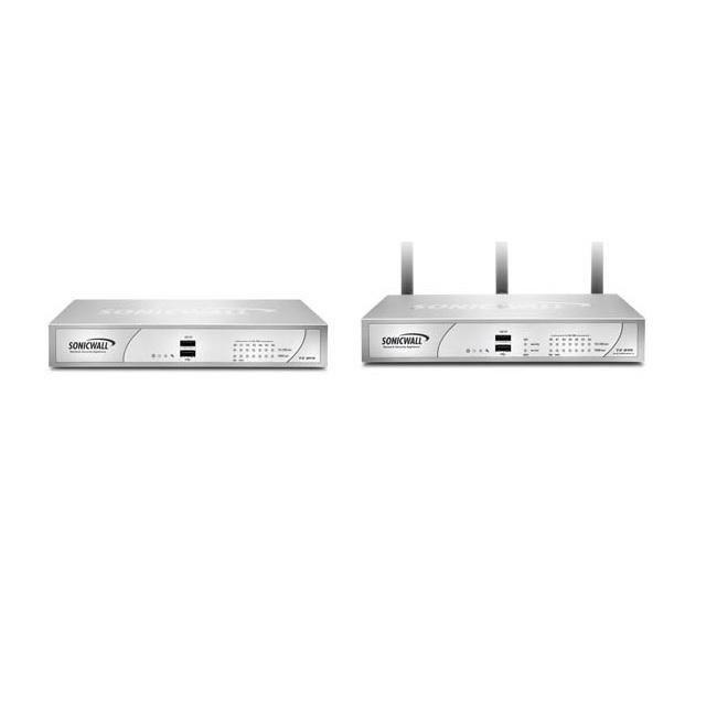 FIREWALL SonicWALL TZ 215 Wireless-N TotalSecure 1 Yr International