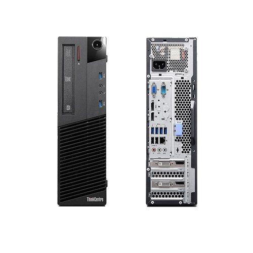 DESKTOP LENOVO M93P SFF, INTEL CORE I7-4770, 4GB DDR3, HD 500GB, WINDOWS 7 PROFESSIONAL, GARANTIA 3 ANOS