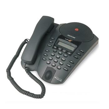 Polycom SoundPoint Pro SE-225 2 Linhas Professional Conference Phone