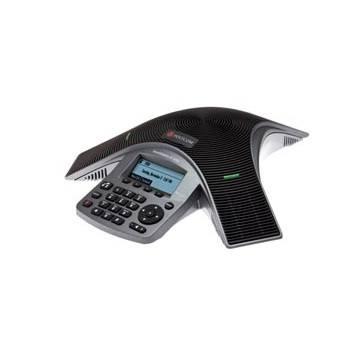 Polycom SoundStation IP 5000 (SIP) conference phone. NÃO expansível.