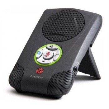 Polycom Microfone C100S USB Speakerphone p/ Skype