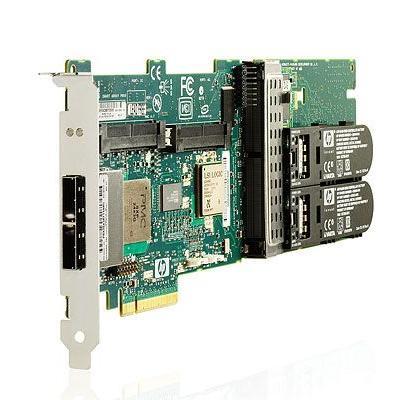 Controladora HP SAS Smart Array P800 com 512MB de cache