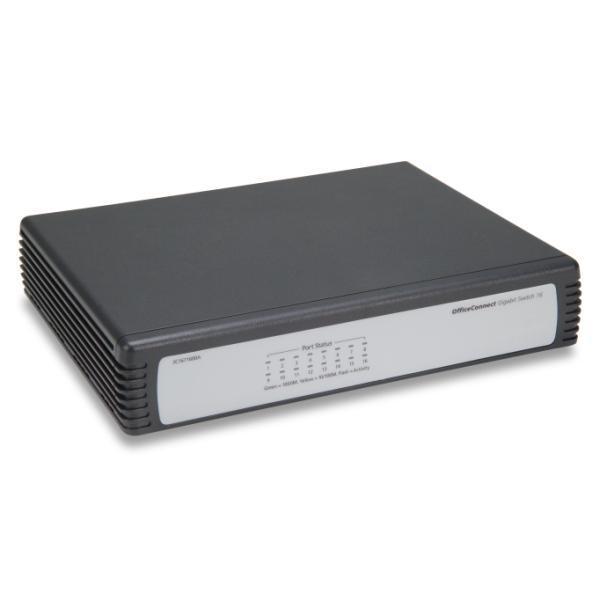 Switch hp JD844A OfficeConnect V1405-16G Gigabit com 16 portas 10/100/1000 Mbps RJ45
