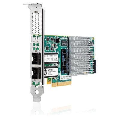 HP Placa NC523SFP PCI-e 10Gb Dual-Port