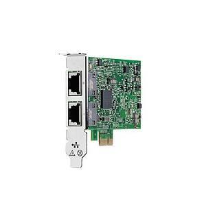 HP Placa de Rede 332T PIC-e Dual-Port Gigabit