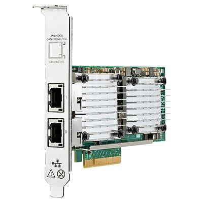 HP Placa de Rede 530T PCI-e 10Gb Dual-Port Ethernet
