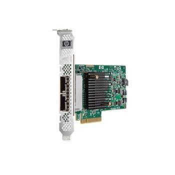 HP HBA SAS H221 PCIe 3.0 (2x externas)