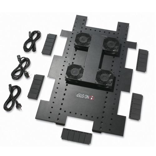 TETO COM 4 VENTILADORES APC ACF502 220V PARA Rack NETSHELTER SX AR3100