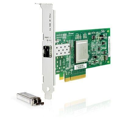 HP HBA Qlogic 81Q 8Gb Single-Port PCI-e FC