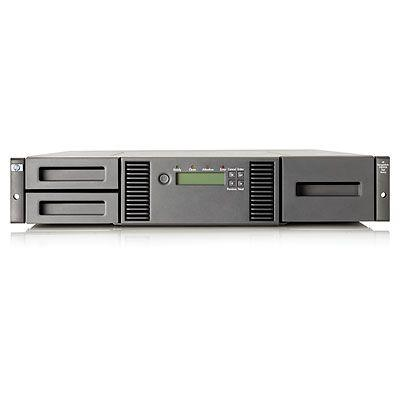Tape Library HP MSL2024 (Ultrium 1760, 1 Drive LTO-4, SAS)