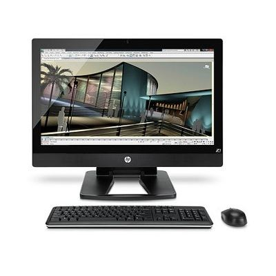 Workstation HP Z1 AiO/Xeon E3-1280/8GB/160GB SSD/Blu-Ray Writer/NVIDIA Quadro 4000M/Windows 7 Professional
