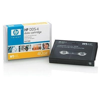 CARTUCHO DE DADOS HP DAT DDS-4 (150M) 40GB