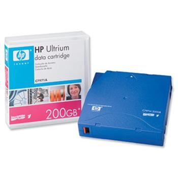 CARTUCHO DE DADOS HP LTO1 ULTRIUM 200GB