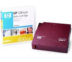 CARTUCHO DE DADOS HP LTO2 ULTRIUM 400GB