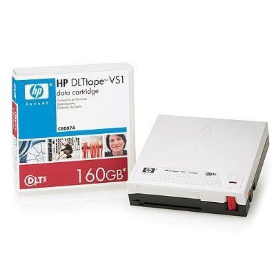 CARTUCHO DE DADOS HP DLT VS1 160GB