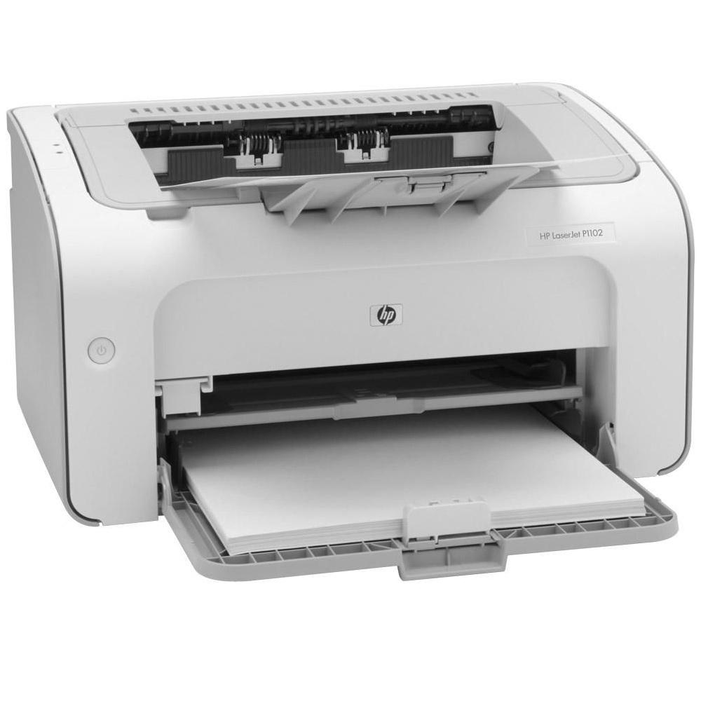Impressora HP LaserJet Pro P1102 CE651A