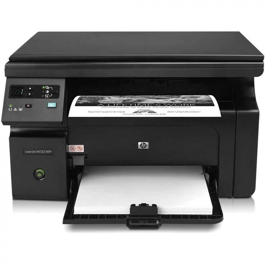 Impressora HP Multifuncional Laserjet Pro M1132 (CE847A)