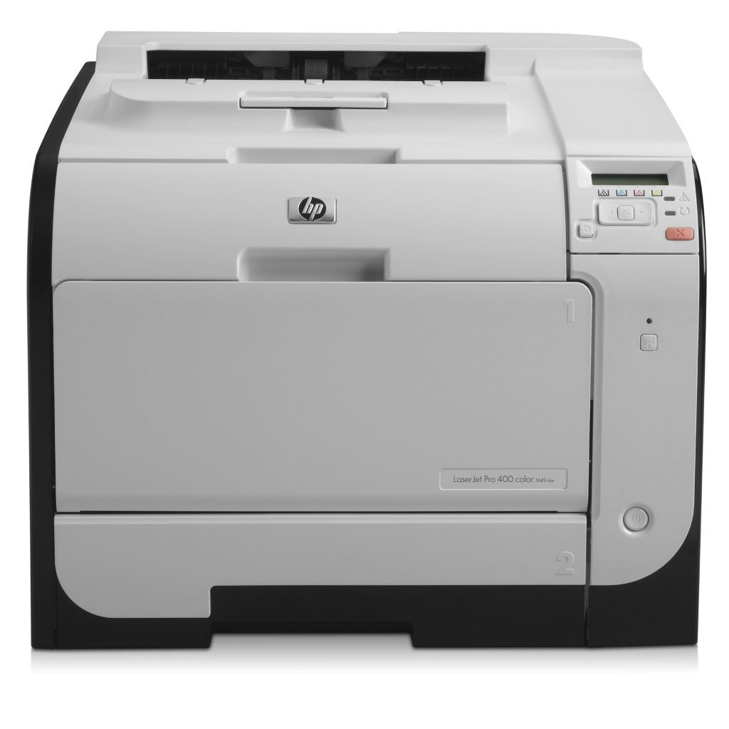 Impressora HP LaserJet Pro Color 400 M451dw (CE958A)
