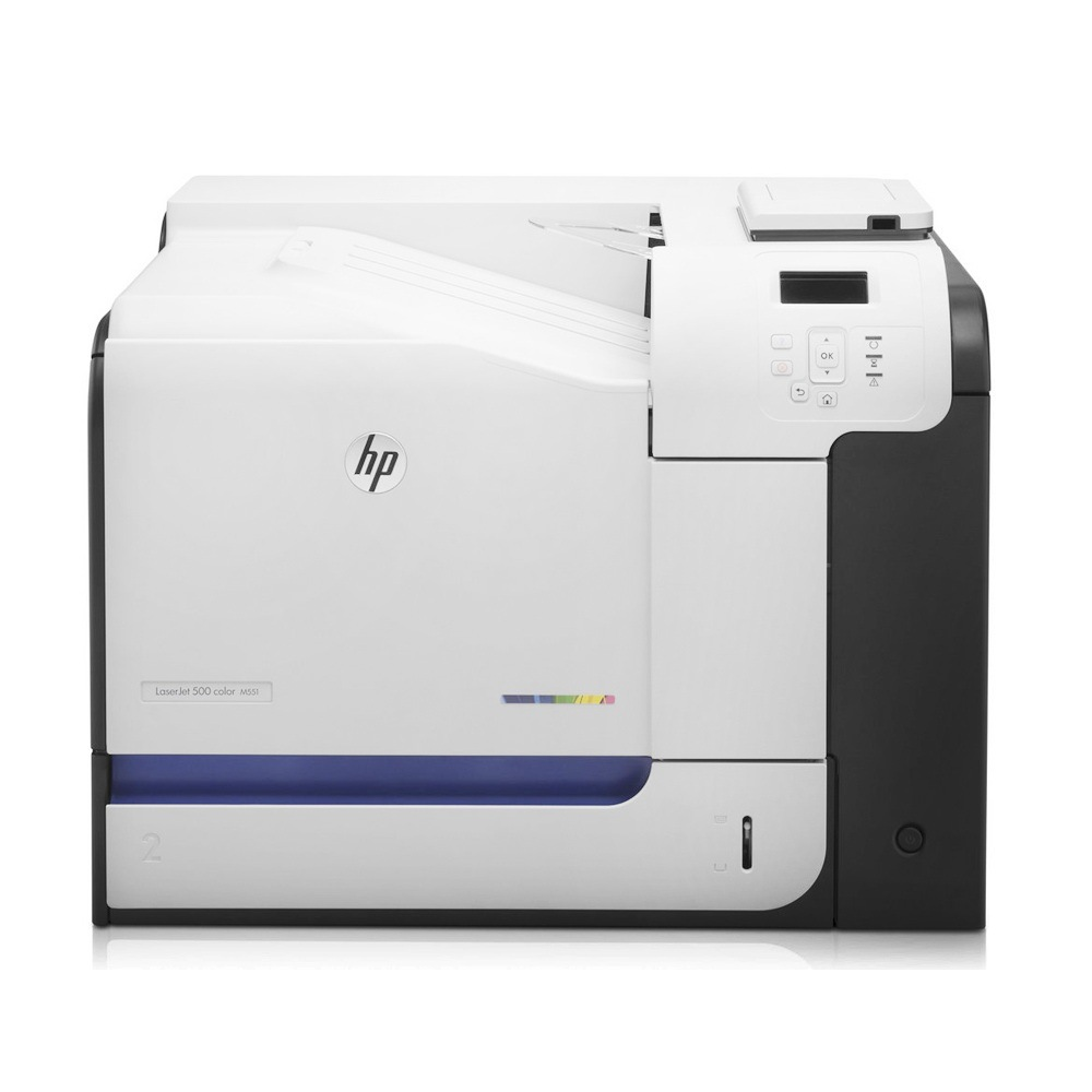 Impressora HP LaserJet Enterprise Color 500 M551dn (CF082A)