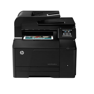 Impressora HP LaserJet Pro 200 color M276nw MFP (CF145A)