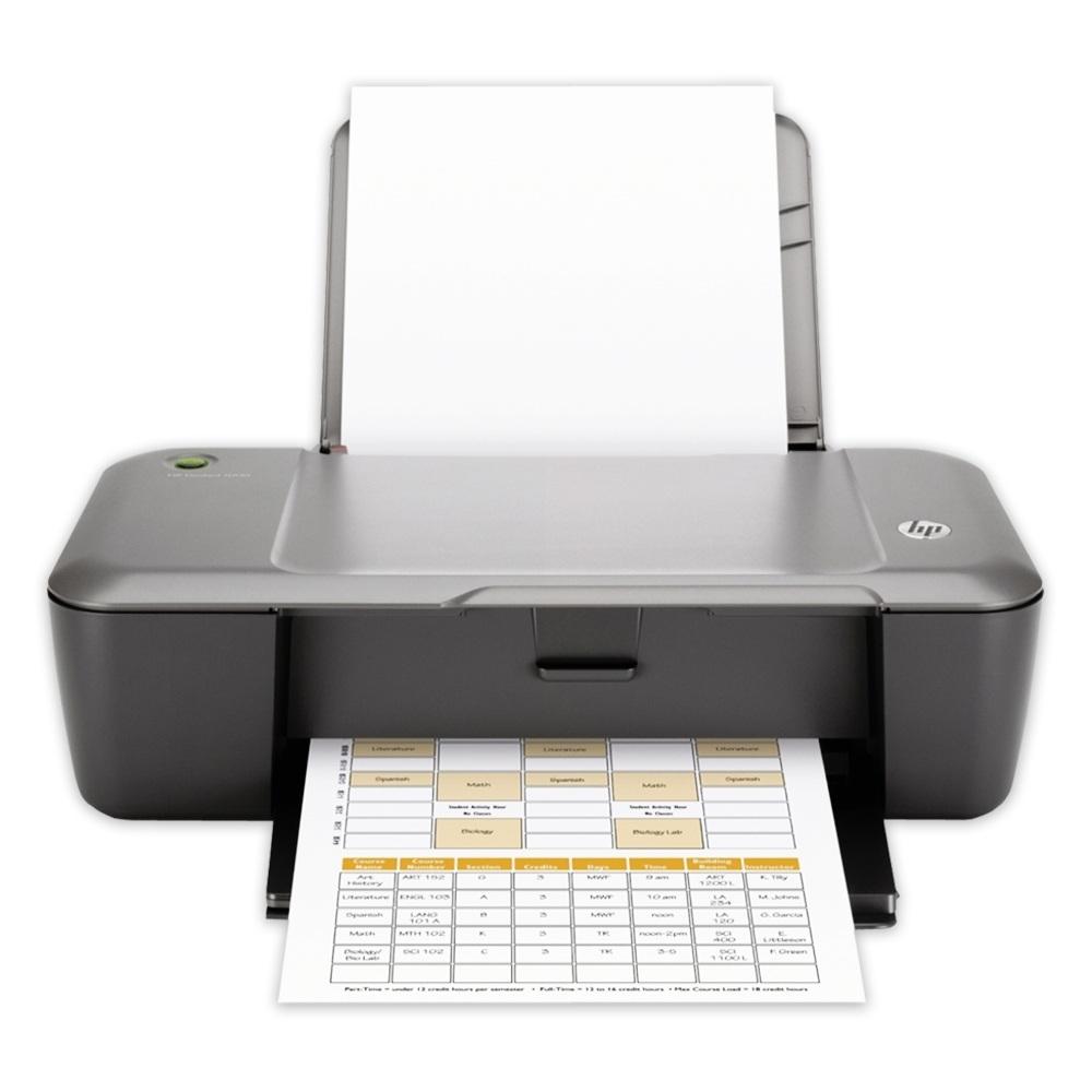 Impressora HP Deskjet 1000 - J110a (CH340C)