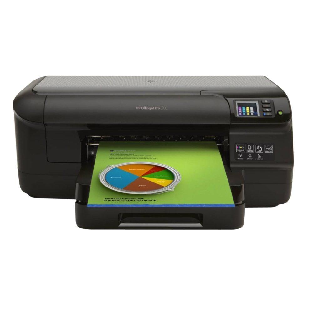 Impressora HP Multifuncional Officejet Pro 8100DWN (CM752A)