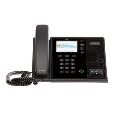 Polycom Telefone IP CX600 IP Phone f/Lync Server 2010 HDVoice