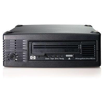 Unidade de Backup HP LTO-3 Ultrium 920 SAS Externa (400/800GB) - EH848A - HP