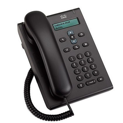 TELEFONE IP CISCO 3905 UNIFIED SIP PHONE