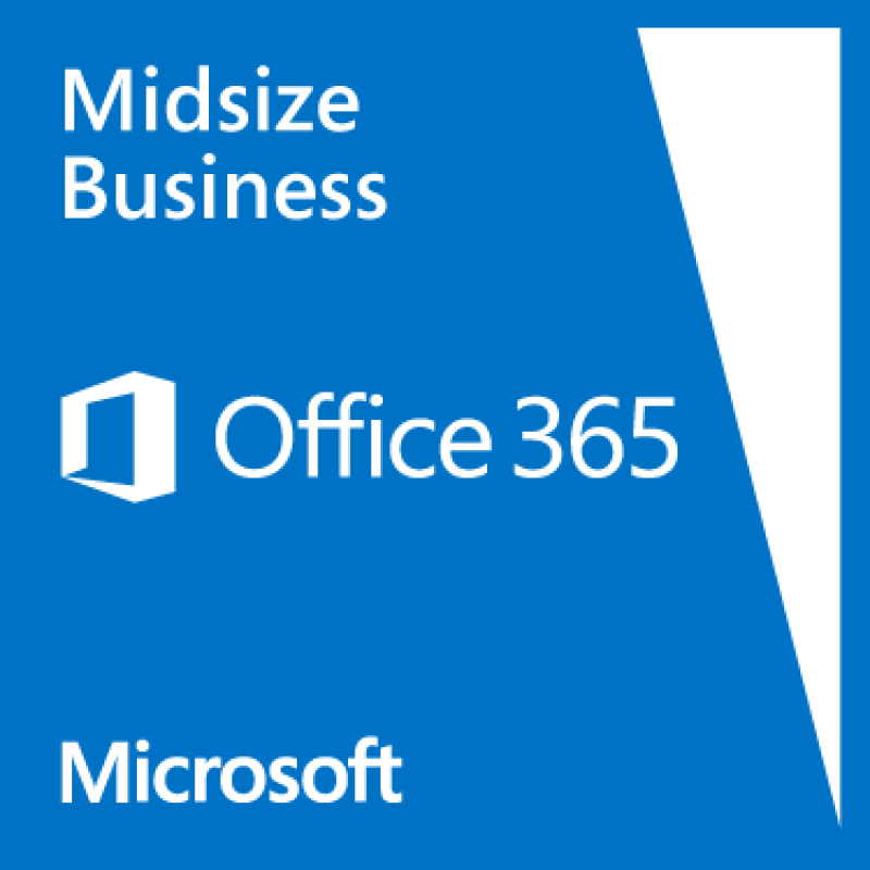 MICROSOFT OFFICE 365 MIDSIZE BUSINESS OPEN SUBSCRIPTIONS ANUAL 5GV-00003