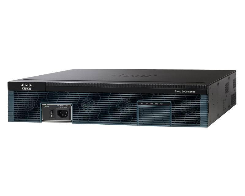 Roteador Cisco 2951 WAASX Sec License C2951-WAASX-SEC/K9