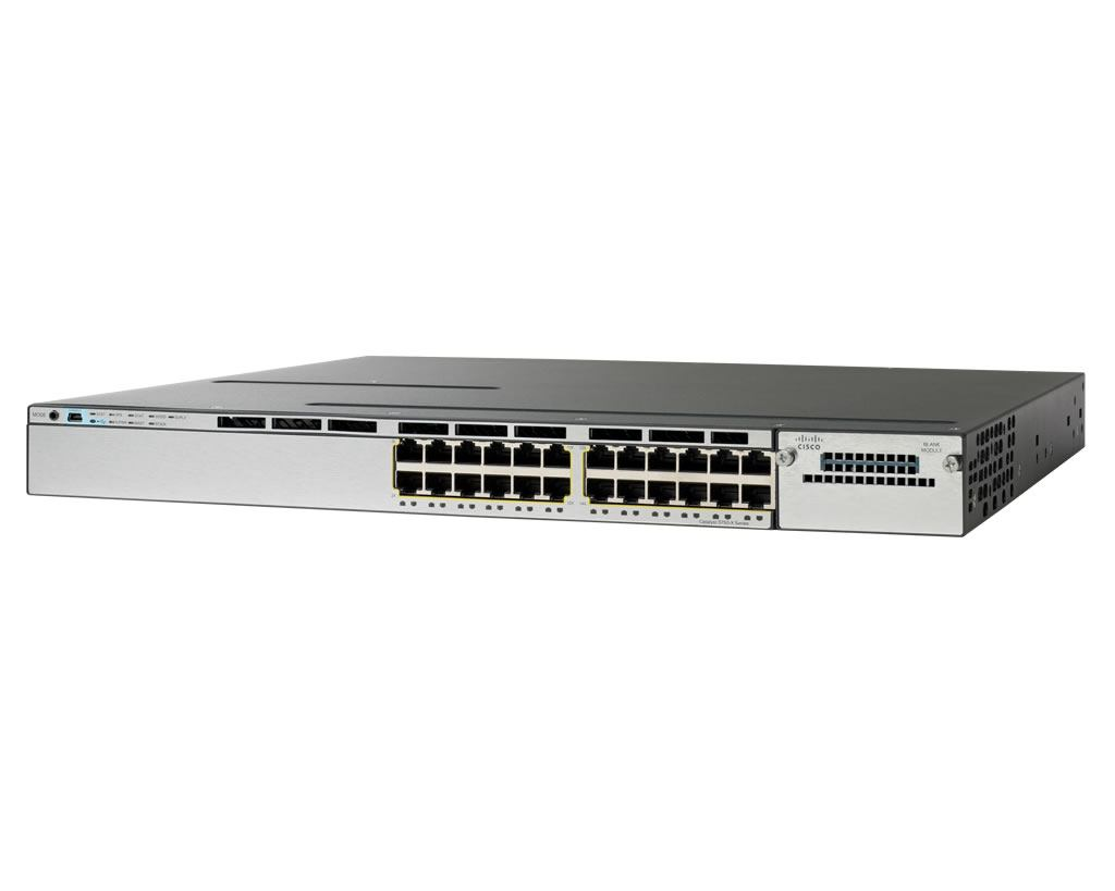 Switch Cisco Catalyst 3560X UPOE WS-C3560X-24U-L