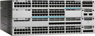 Switch Cisco Catalyst 3850 48 PORTAS DATA IP BASE