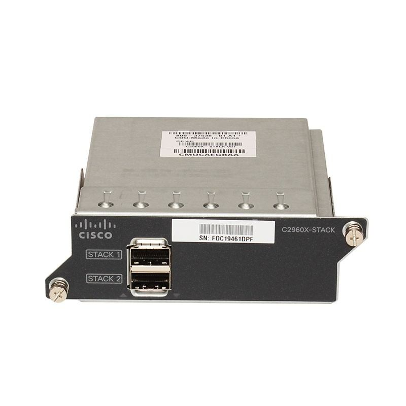 MODULO EMPILHAMENTO CISCO CATALYST 2960X FLEXSTACK PLUS STACKING C2960X-STACK=