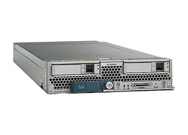 SERVIDOR CISCO UCS B200 M3, DUAL-8-CORE/2.7 GHZ, 96GB RAM