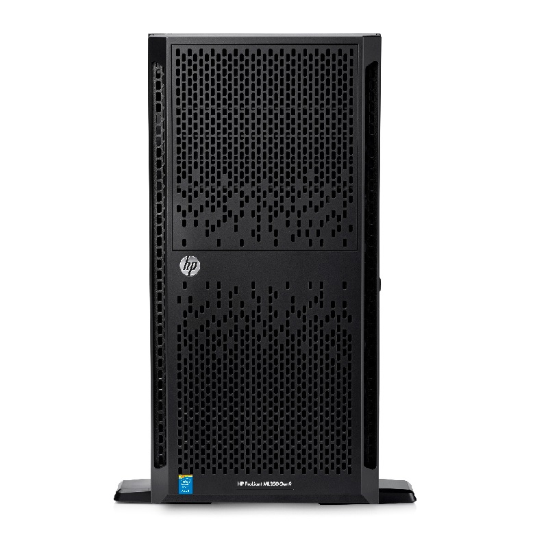 Servidor HP Proliant ML350 Gen9 Six-Core E5-2620 8GB 300GB Garantia 3 anos 776979-S05