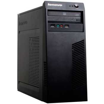 Desktop Lenovo 63 Corei5 4GB HD 500GB DVDRW Win8Pro 90AT003VBR