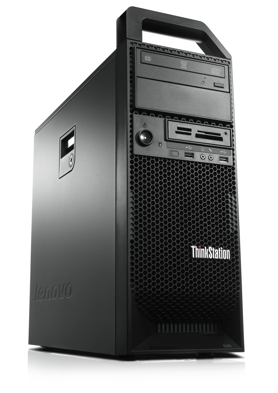 Lenovo 4351M9P Workstation S30 QuadCore CORE-E5 8GB 500GB QUADRO K600