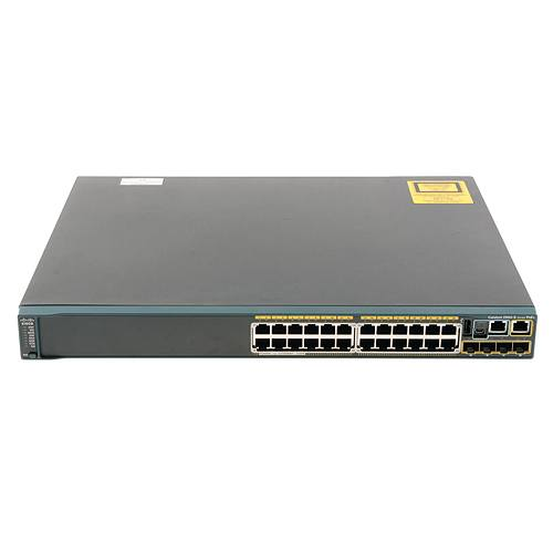 Switch Cisco Catalyst 2960X WS-C2960X-24PS-BR